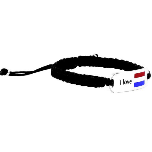 NL Flag Bracelet - Flags Jewellery Right