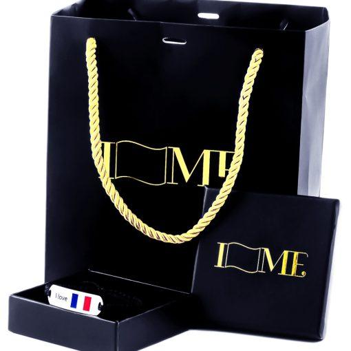 France Flag Bracelet - Flags Jewellery Box